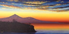 Sunrise over Teide - Yaron Lambez