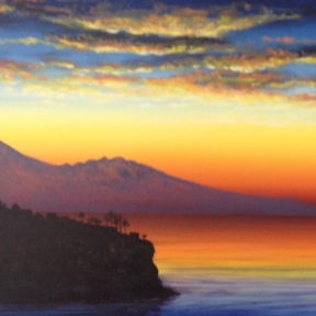 Sunrise over Teide - Yaron Lambez