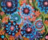 Magic Flowers IV