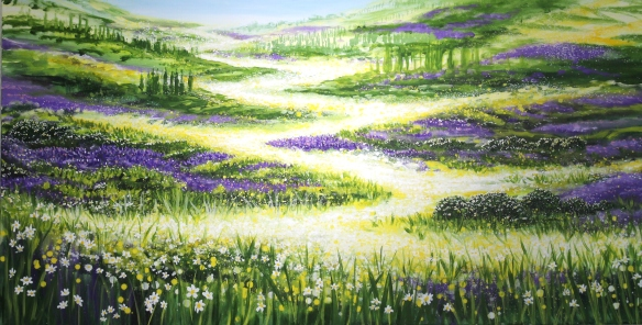 Camino de Flores New