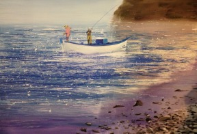 Pescadores - Izik Lambez