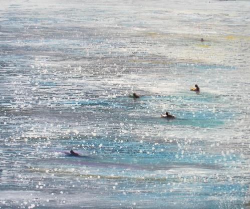 Surfers - Izik Lambez