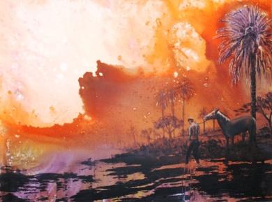 Fire inside me - Yaron Lambez