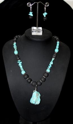 Lava - Turquoise
