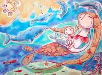 Sirenas - Aixa