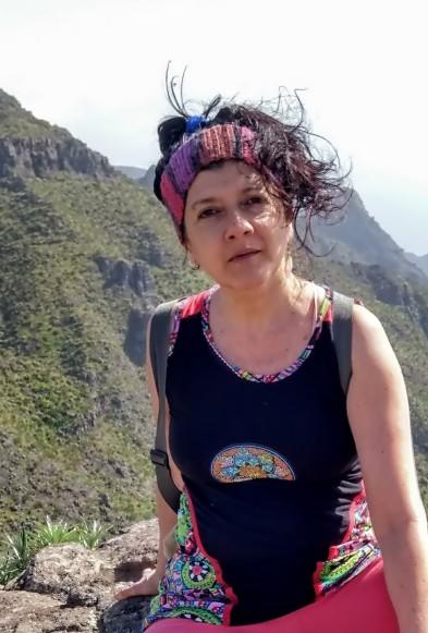 Matilde Cánepa González. Foto: Bernd Muller.