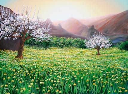 Ilanot (Almond Trees) - Yaron Lambez