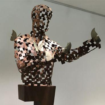 metal pixel